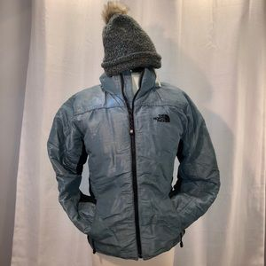 North Face Puffy Ski Winter Jacket
